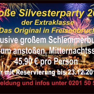 silvester essen silvesterparty besten silvesterparties 2015 feiern. Black Bedroom Furniture Sets. Home Design Ideas